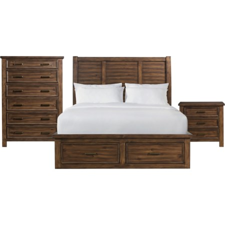 King 3-Piece Bedroom Group