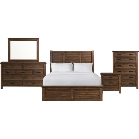 King 5-Piece Bedroom Group