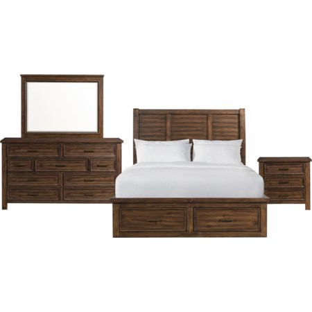 Queen 4-Piece Bedroom Group