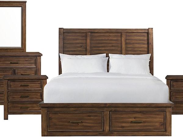 Queen 6-Piece Bedroom Group