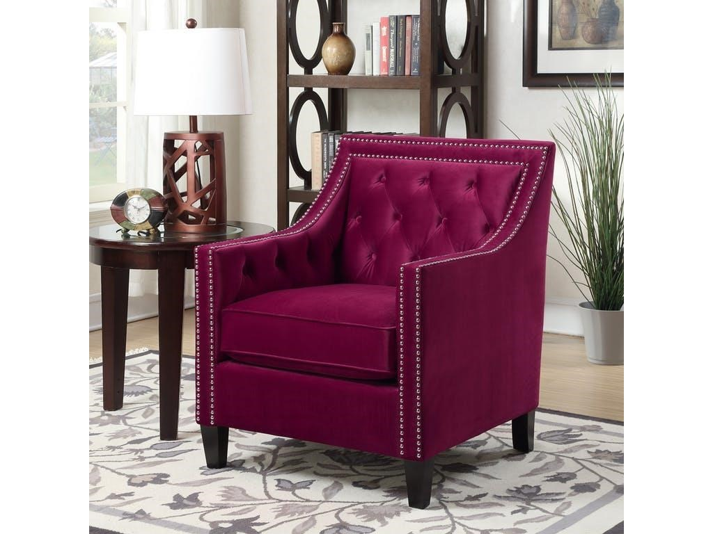 Elements International Tiffany ChairAccent Chair
