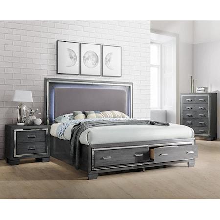 3-Piece Queen Bedroom Group