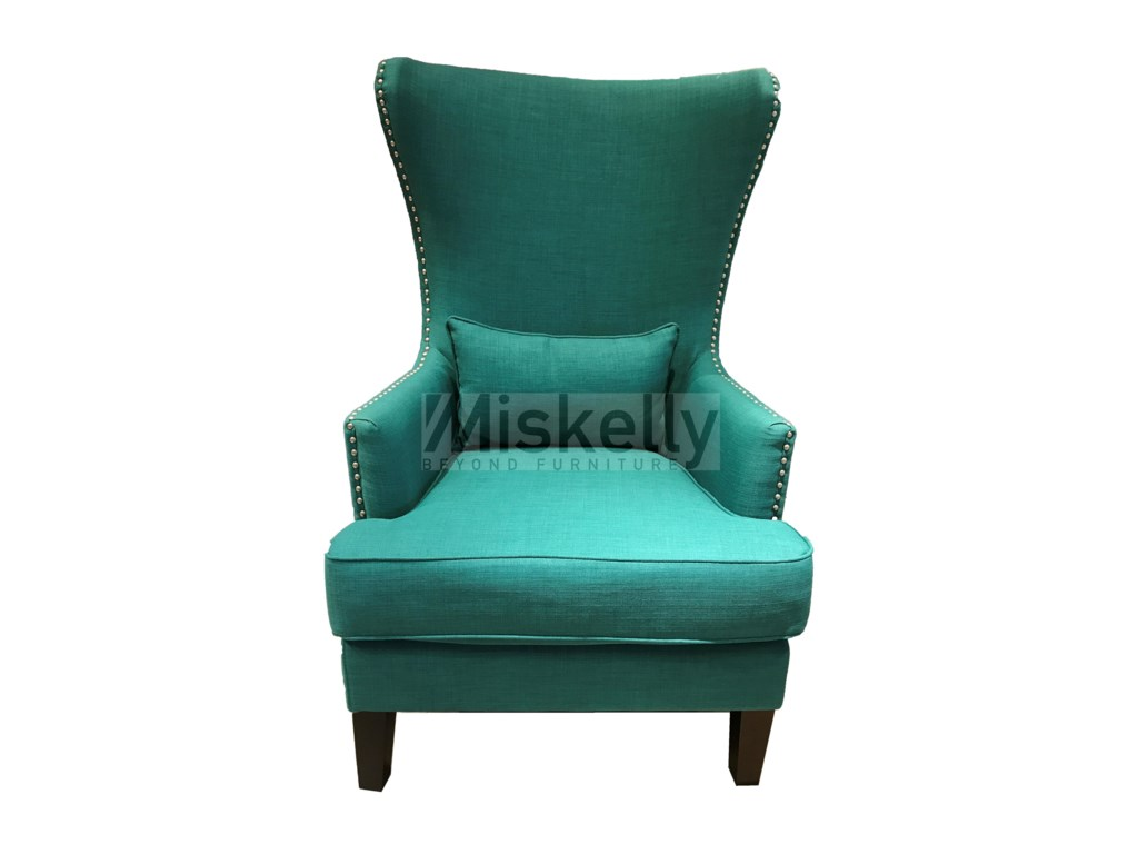Elements International UKRWing Chair