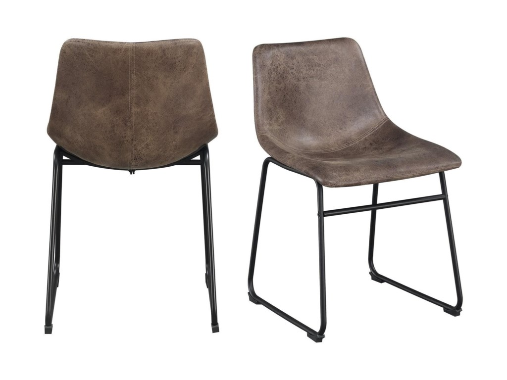 Elements WesCounter Height Chair