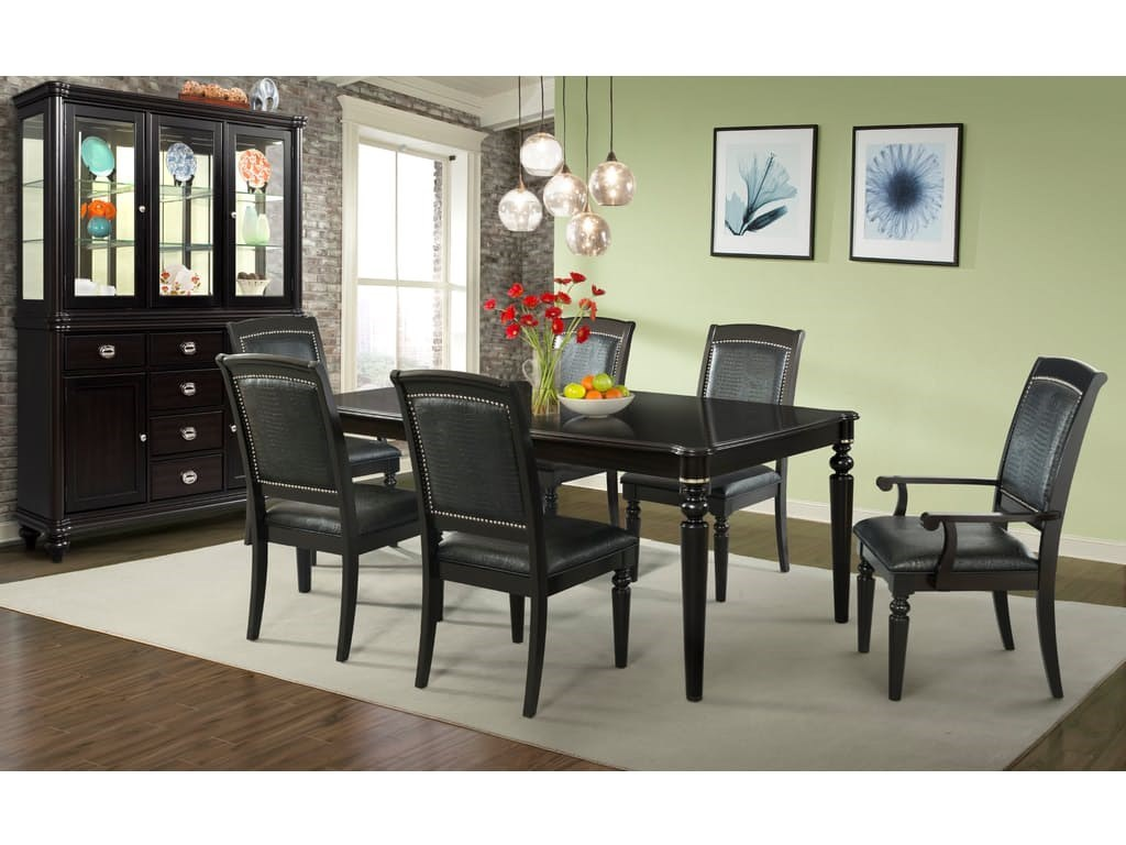 Superbe Elements International WestburyTable And Chair Set ...