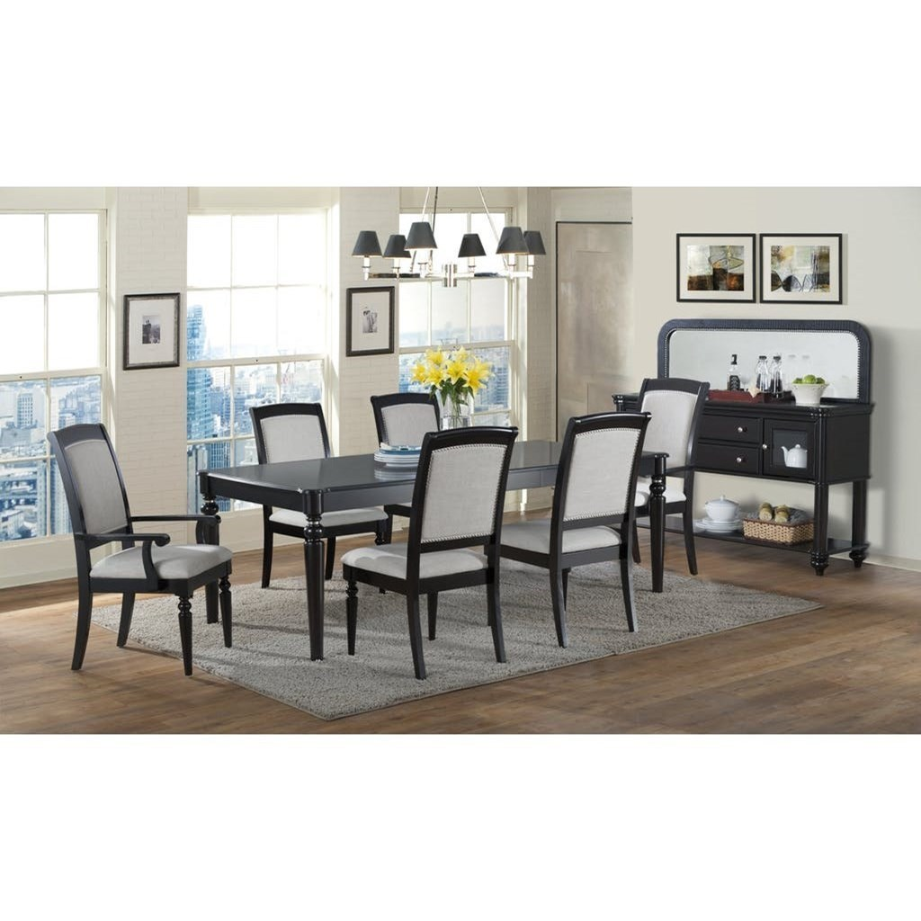 Charmant Elements International WestburyTable And Chair Set ...