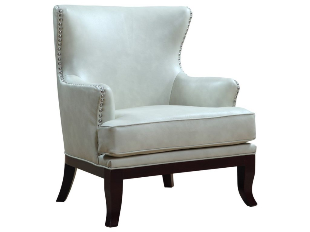 Elements International WilliamWing Chair
