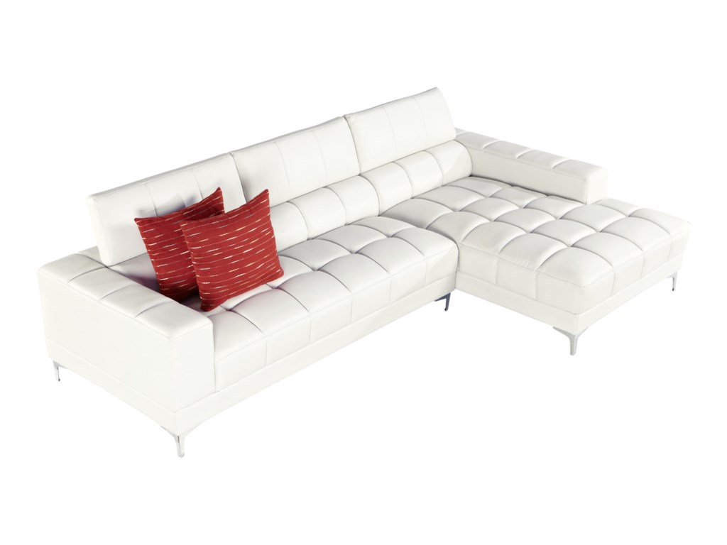 Elements International WindoverSectional