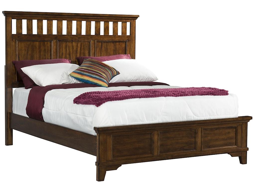 Elements International WoodlandsTwin Bed