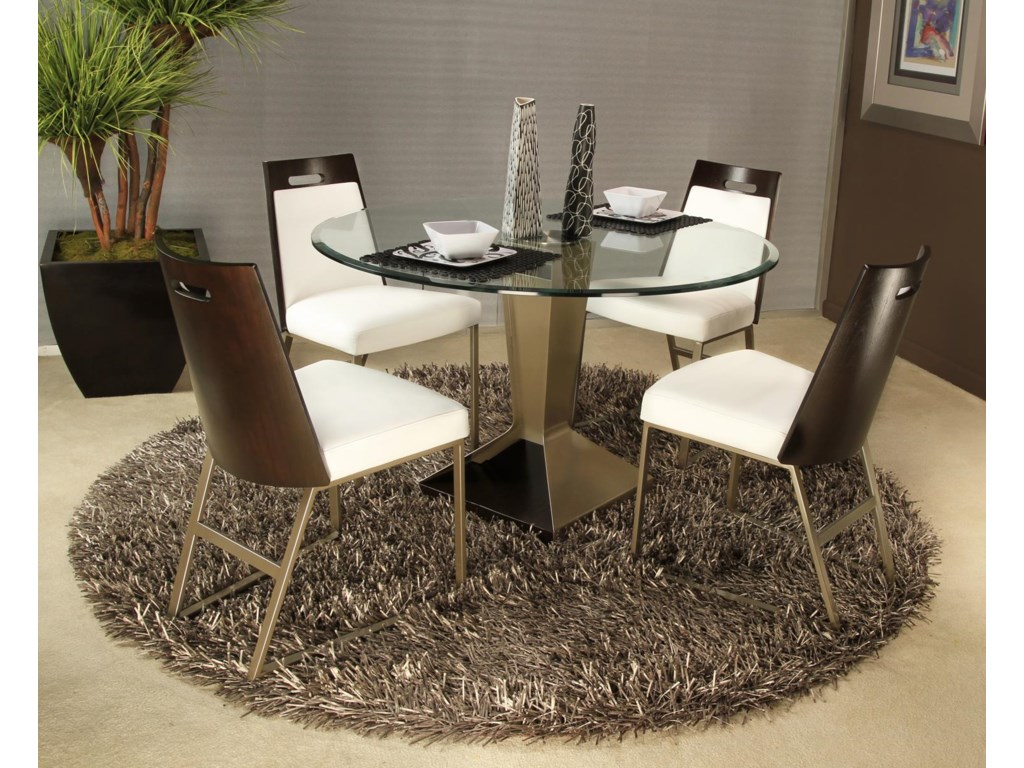 Elite Modern BeaconRound Dining Table