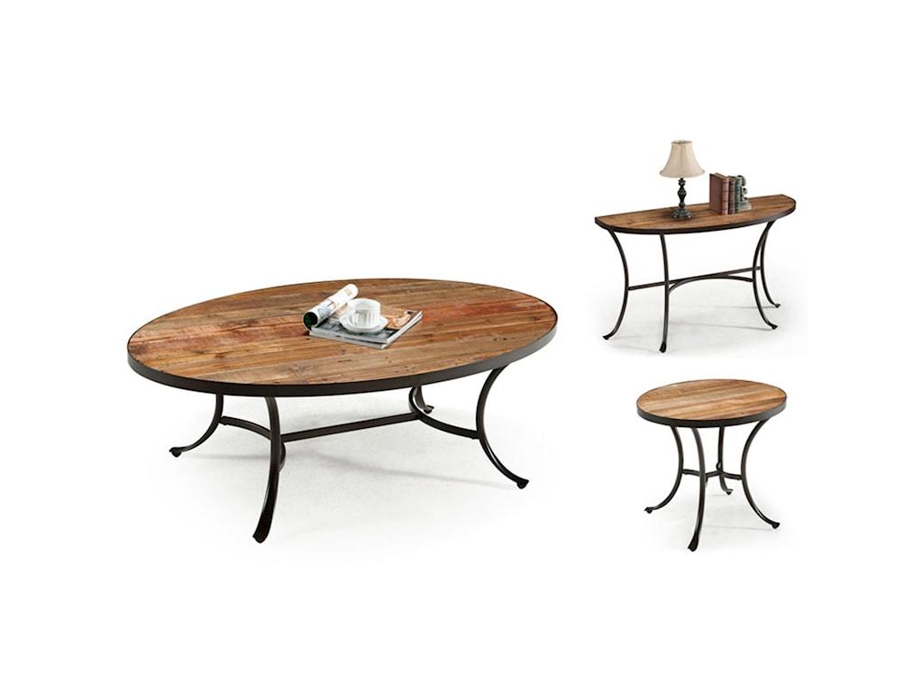 Emerald BerkeleyOccasional Table Set