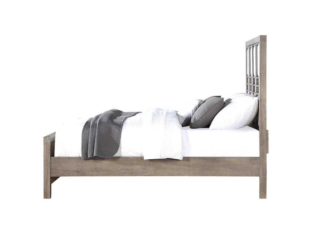 Emerald Briar CrestKing Upholstered Bed