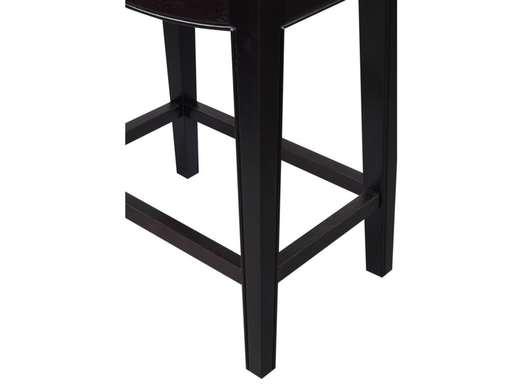 Emerald Briar24'' Counter Height Stool