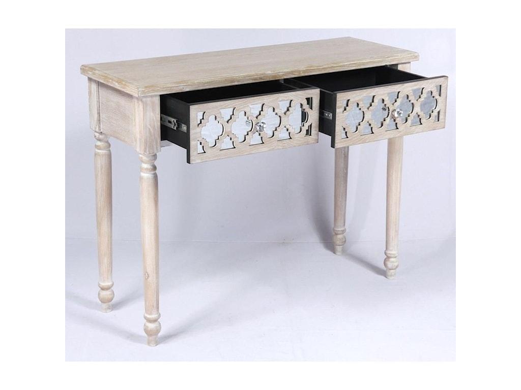 Emerald CanterwoodConsole Table