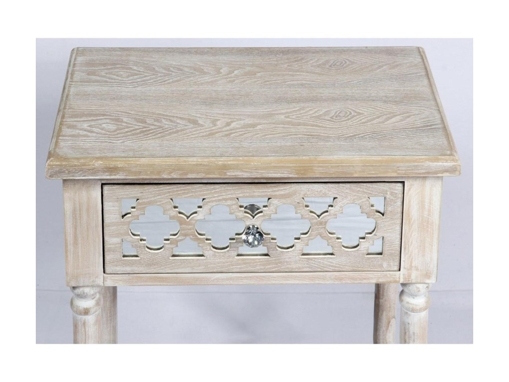 Emerald CanterwoodSide Accent Table
