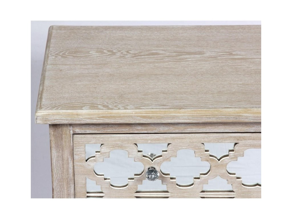 Emerald Canterwood3 Drawer Accent Cabinet