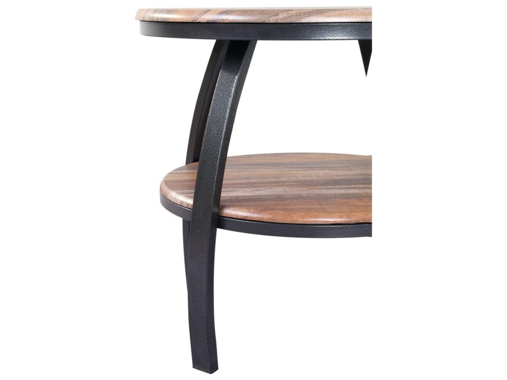 Emerald Carson23.5'' Round End Table