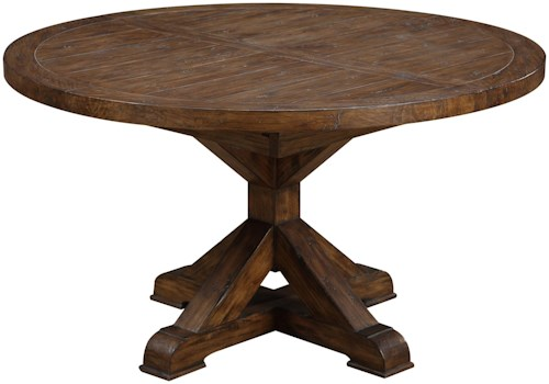 Emerald Chambers Creek Round Dining Table