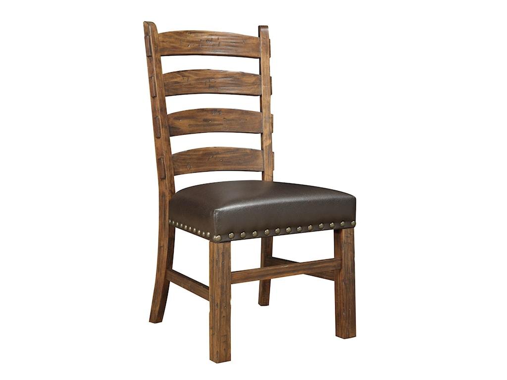 Emerald Chambers CreekLadderback Side Chair