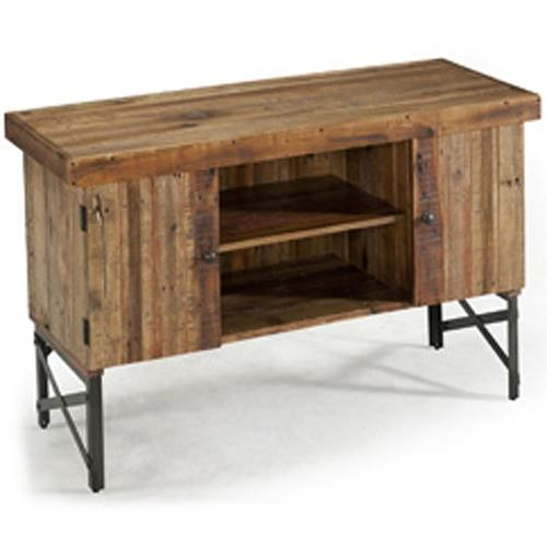 Andler Sofa Table With 2 Doors And Shelf Walker 39 S Furniture Console Sofa Table Spokane