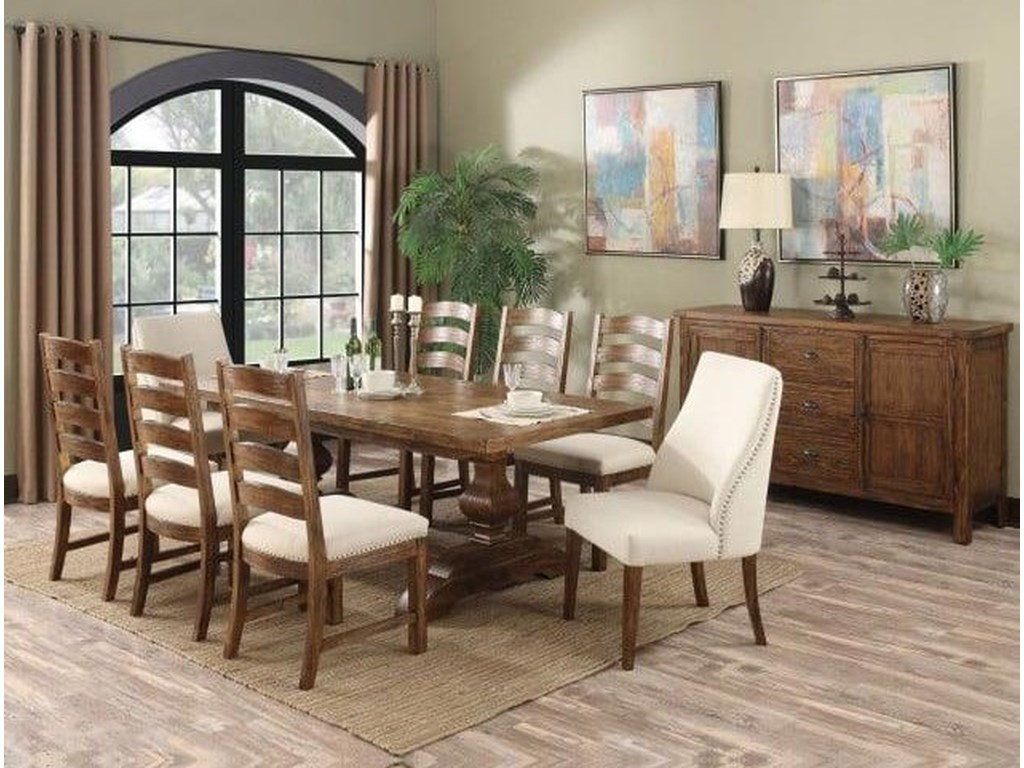 Emerald D312D312 Table and Chairs