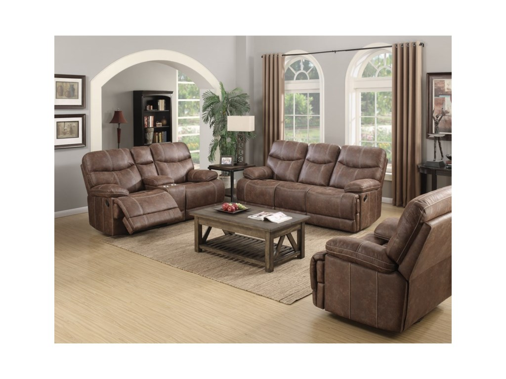 Emerald EarlSwivel Glider Recliner