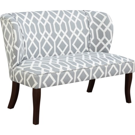 Settee Accent Bench