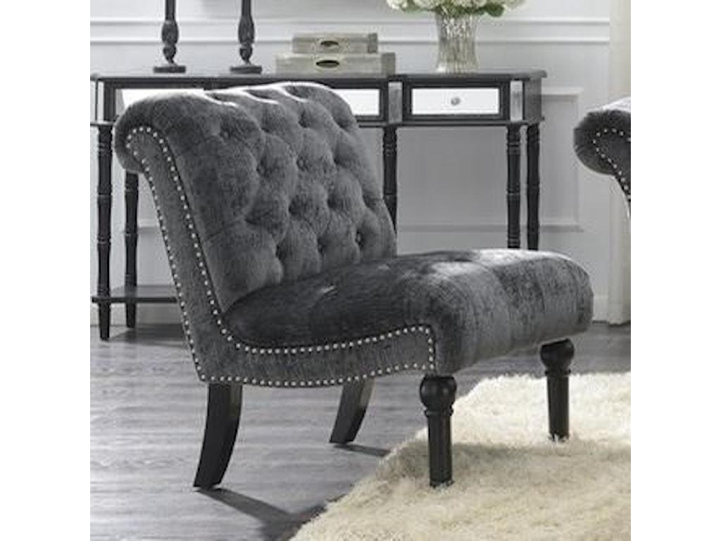 Emerald Hutton IIArmless Accent Chair