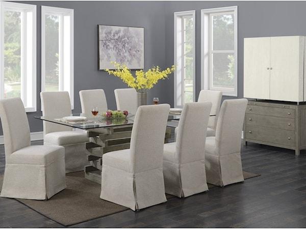 Rectangular Dining Room Group