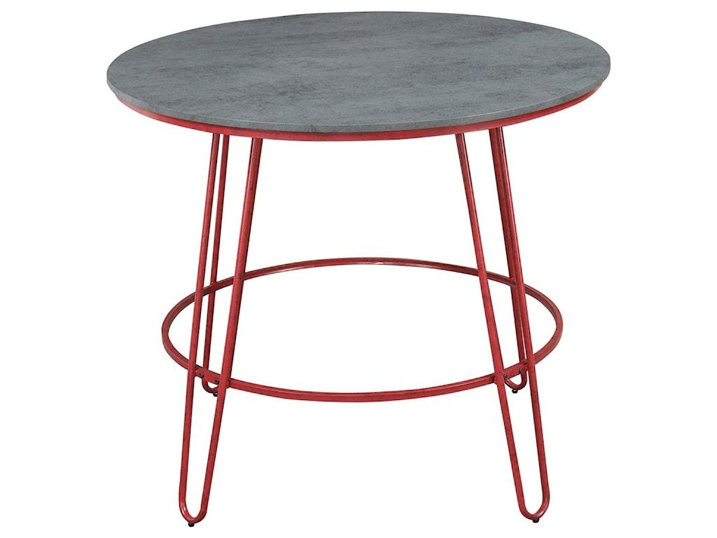 Emerald Langston42'' Round Pub Table