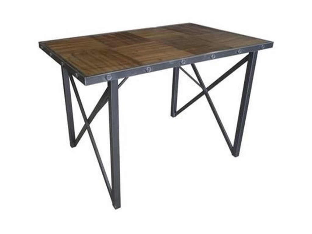 Emerald Laurell HillCounter Height Dining Table