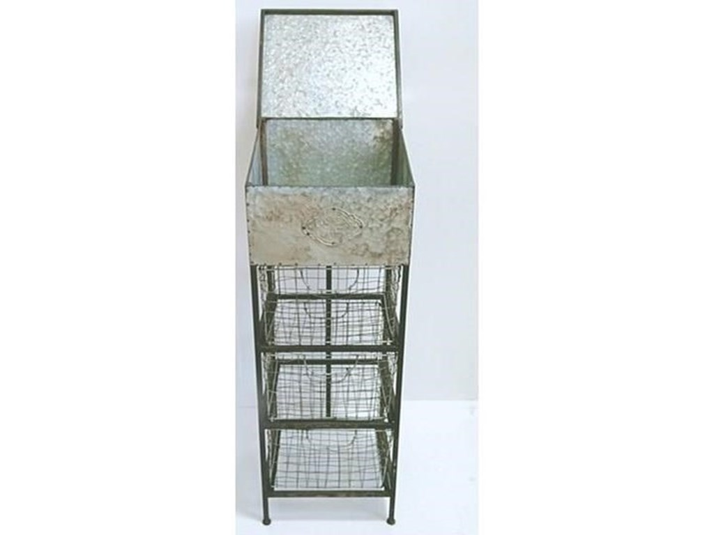 Emerald LexingtonAccent Metal Cabinet