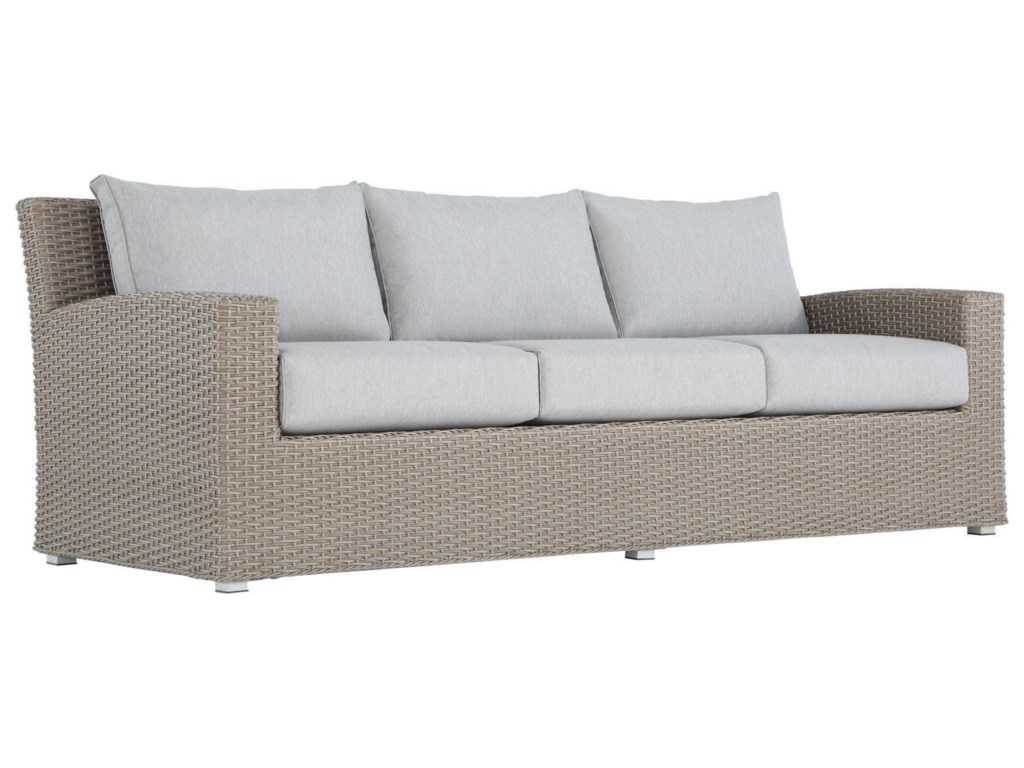 Vineyard Haven Outdoor Patio Sofa By Emerald At Rotmans