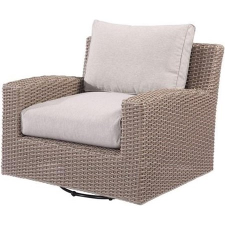 Swivel Glider Lounge Chair