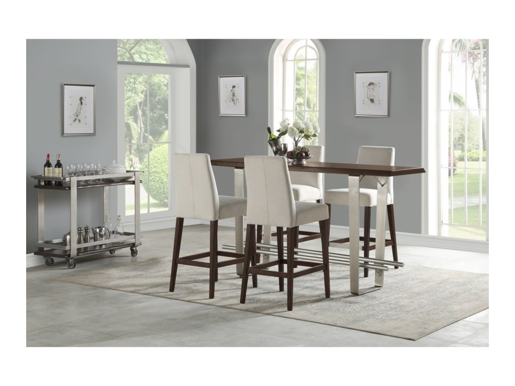 Emerald SommervilleCasual Dining Room Group
