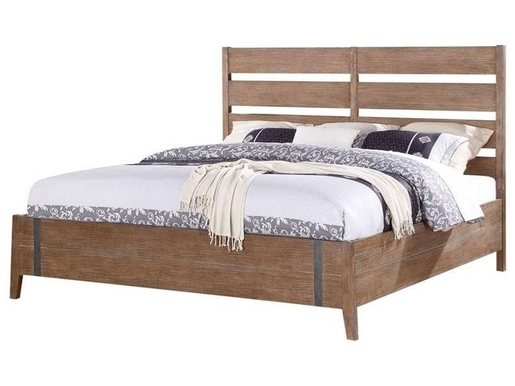 Emerald ViewpointKing Low Profile Bed