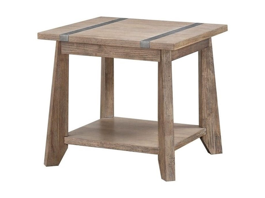 Emerald ViewpointEnd Table