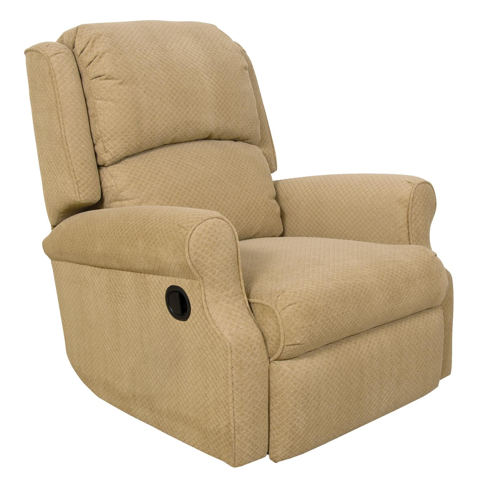 Casual Styled Minimum Proximity Recliner with Power for Comfortable Living Rooms