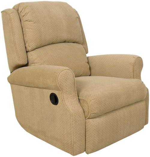 England Marybeth Casual Swivel Gliding Recliner for Family Rooms