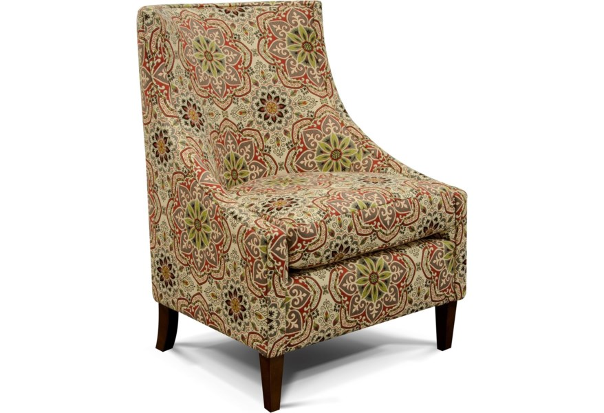 England 2230 Devin 2234 Transitional Wing Chair with ...