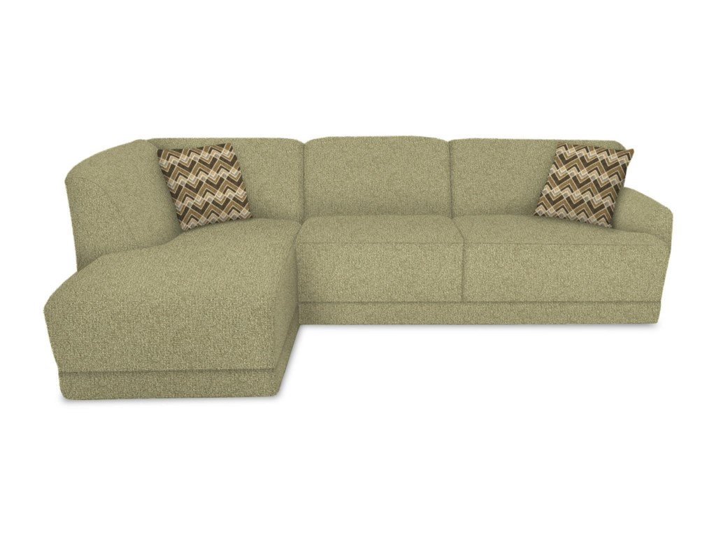 England Cole2 piece Sectional