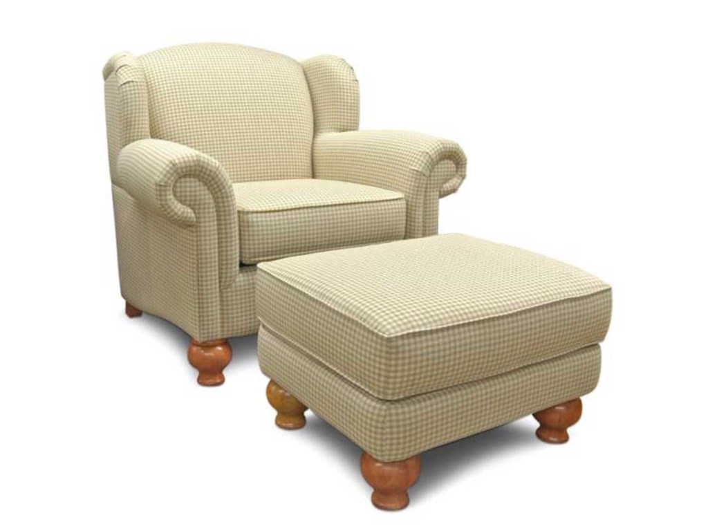 Shown here with Chair