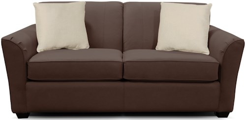 England Smyrna Full Size Contemporary Style Sofa Sleeper