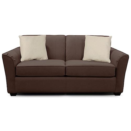 England Smyrna Full Size Contemporary Style Sofa Sleeper