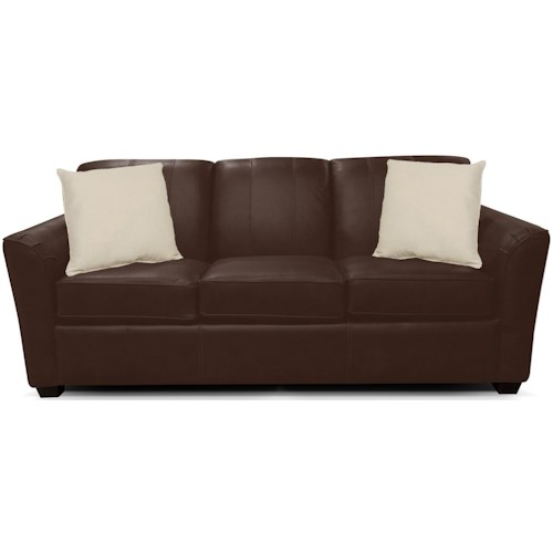 England Smyrna Queen Size Contemporary Style Sofa Sleeper