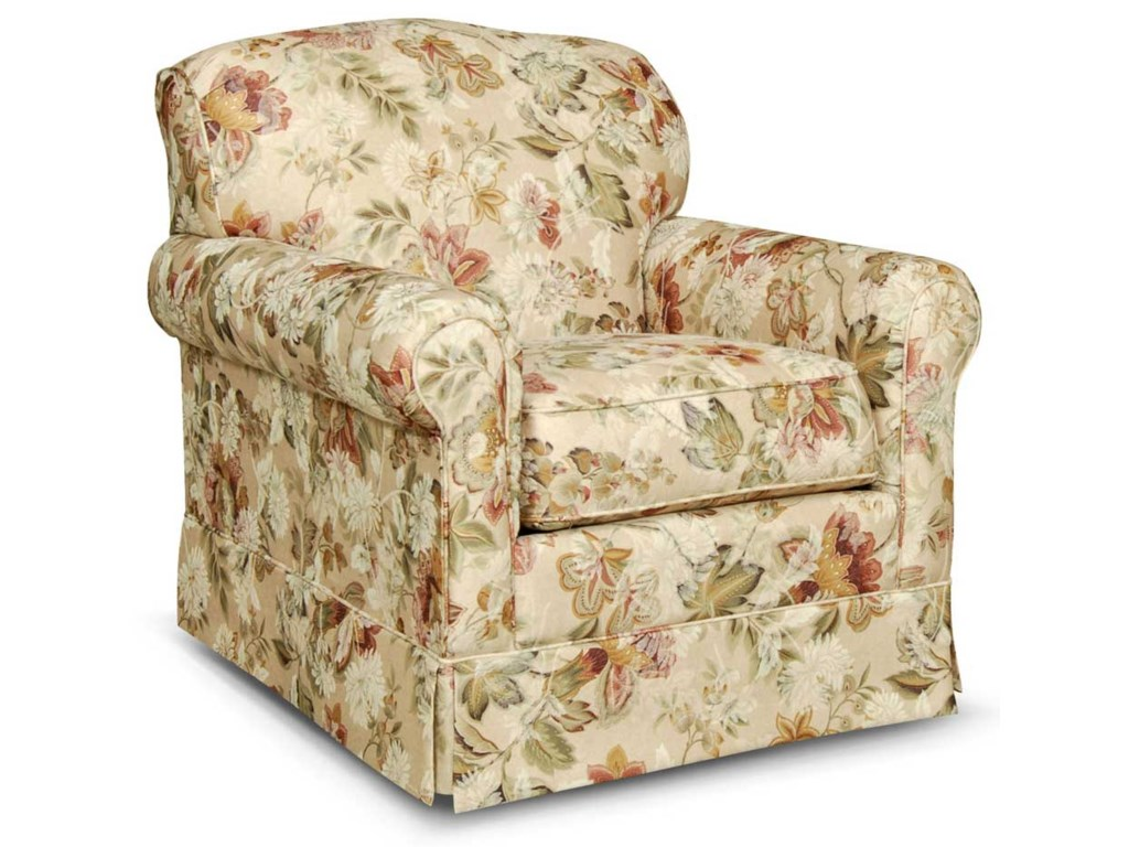 Fabric Shown is No Longer Available. Please Contact Us to Learn About Additional Upholstery Options.