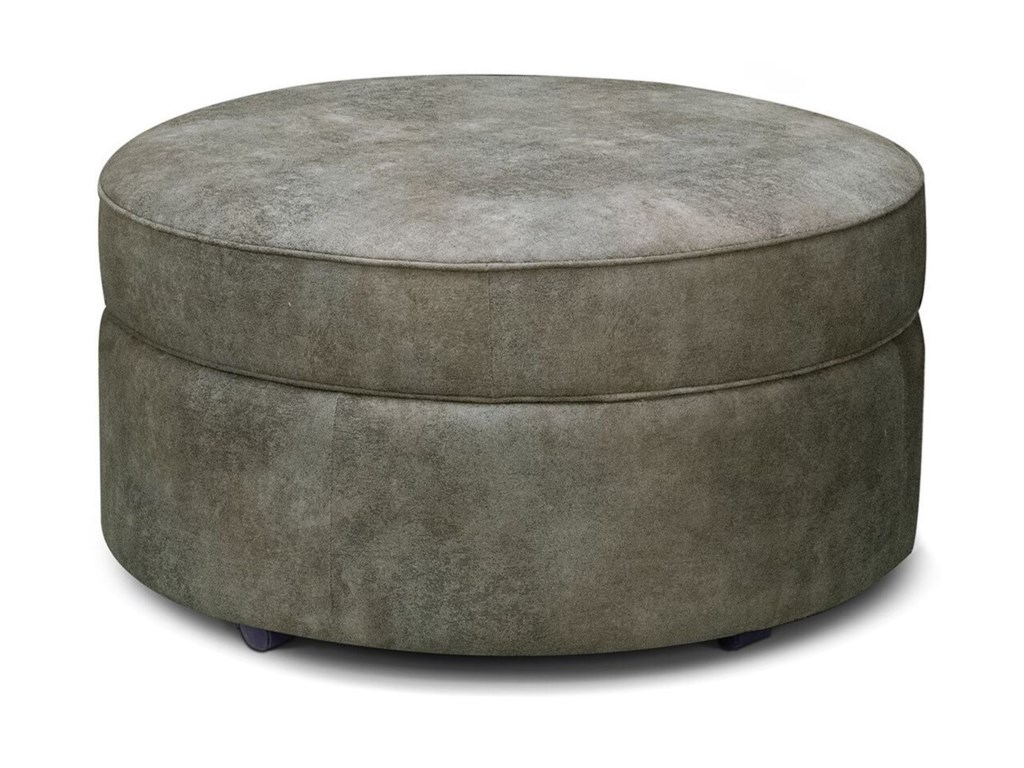 England MidtownUpholstered Storage Ottoman