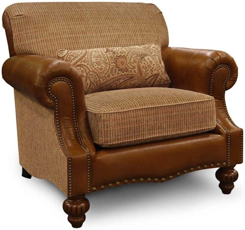 England Loudon Upholstered Chair