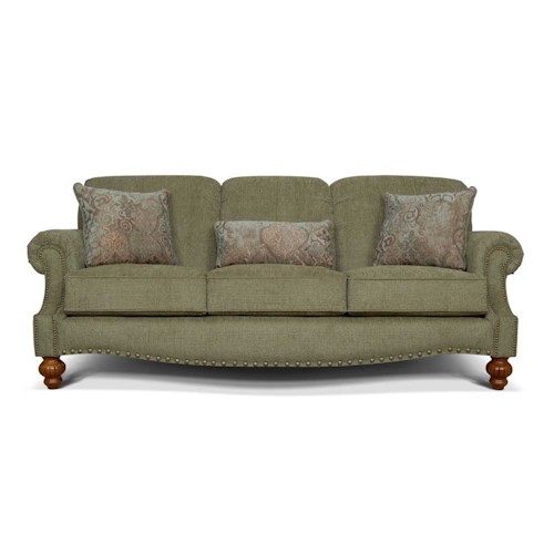 England benwood upholstered sofa lindy 39 s furniture for Furniture 500 companies