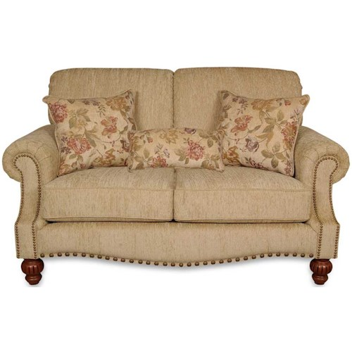 England Benwood Upholstered Loveseat